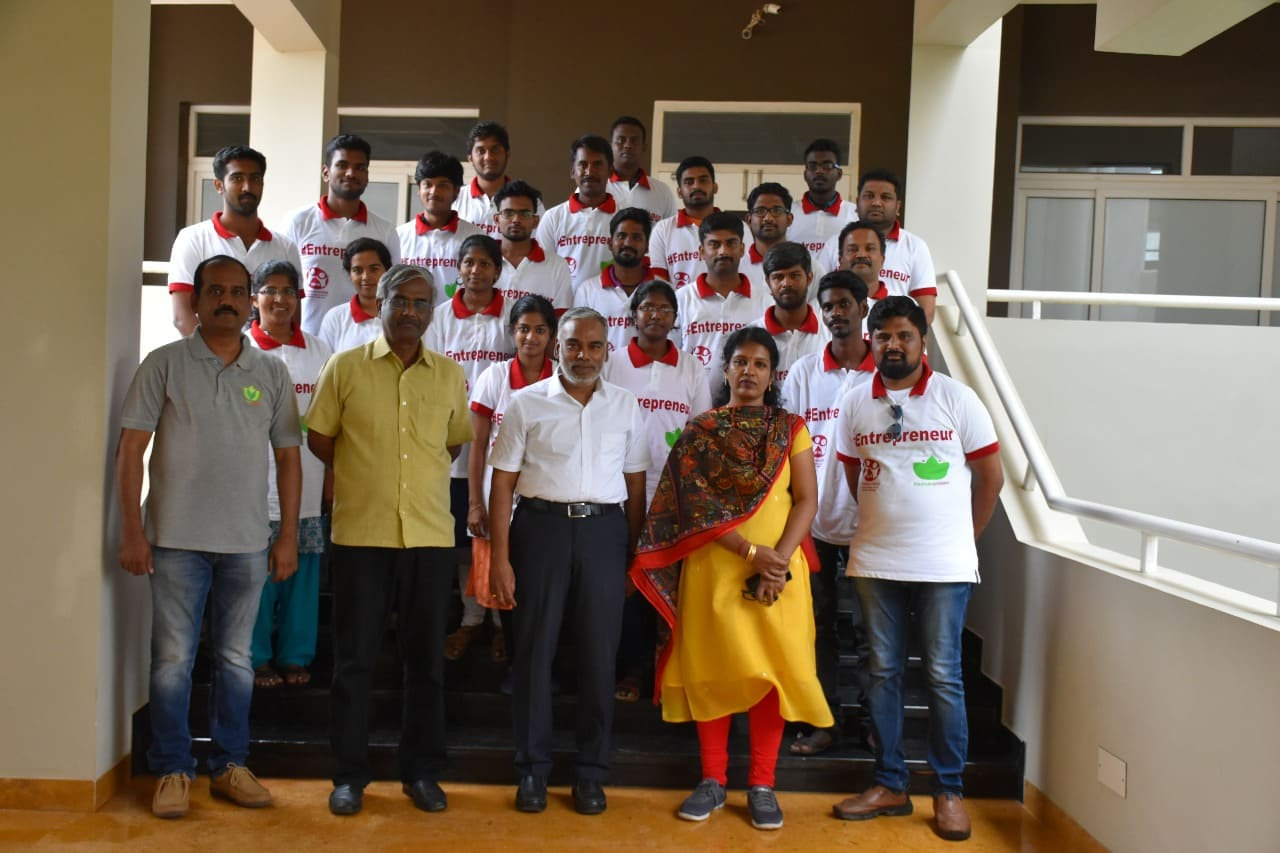 Coimbatore- EDII-TN & FounderPassion Rural Bootcamp